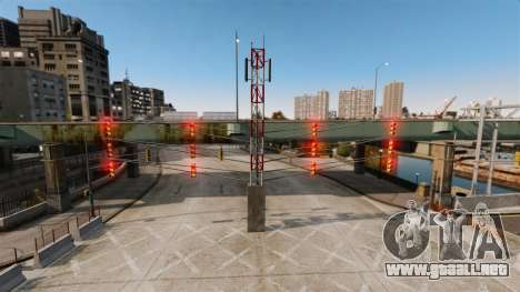 Liberty City Race Track para GTA 4