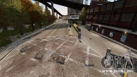 Street Rally para GTA 4 octavo de pantalla