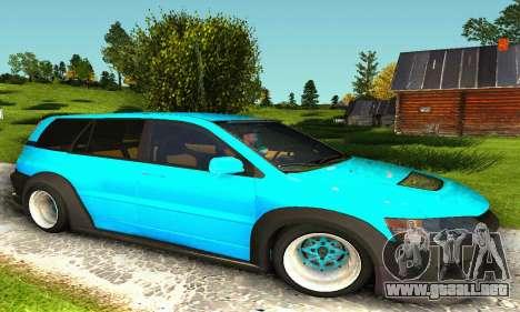 Mitsubishi Evo IX Wagon S-Tuning para GTA San Andreas left
