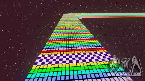Camino del arco iris para GTA 4 segundos de pantalla