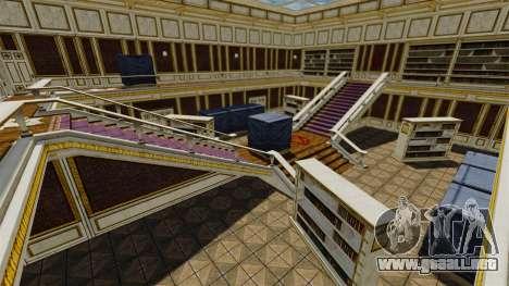 Ubicación Luxville Point Blank para GTA 4