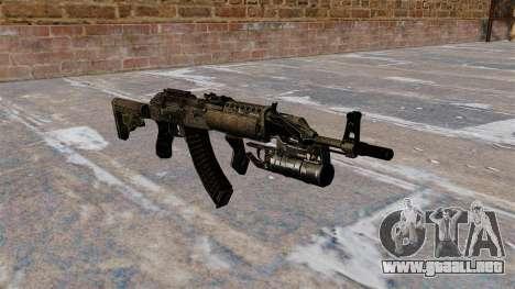 AK-47 GP-25 para GTA 4