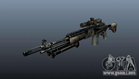 Rifle de francotirador M21 Mk14 v4 para GTA 4