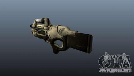 M-96 Mattock para GTA 4 segundos de pantalla
