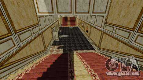 Ubicación Luxville Point Blank para GTA 4 sexto de pantalla