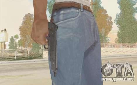 Beretta M9 v2 para GTA San Andreas tercera pantalla