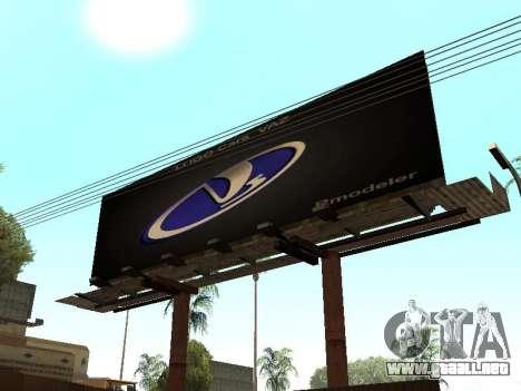 Nuevo parque BMX para GTA San Andreas sucesivamente de pantalla