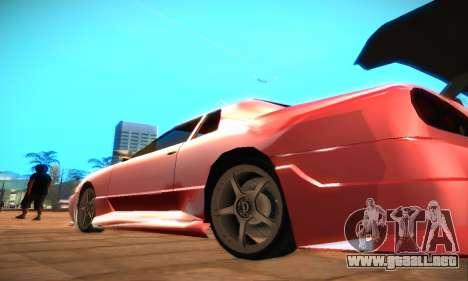 Elegy Hybrid para GTA San Andreas left