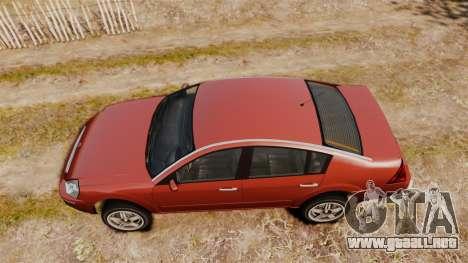 Pinnacle Off-road para GTA 4 visión correcta