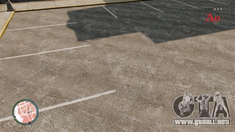 Investigación de estrellas amarillas para GTA 4 segundos de pantalla