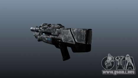 M99 Saber para GTA 4 segundos de pantalla