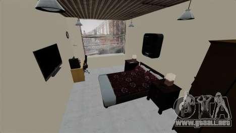 Base de datos de supervivencia para GTA 4 octavo de pantalla