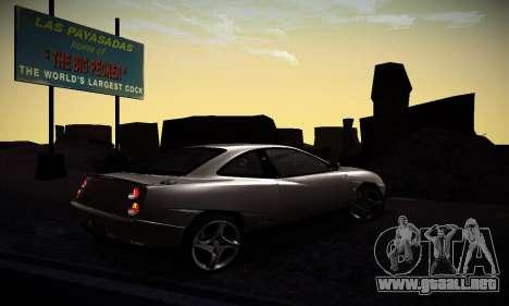 Fiat Coupe para la visión correcta GTA San Andreas