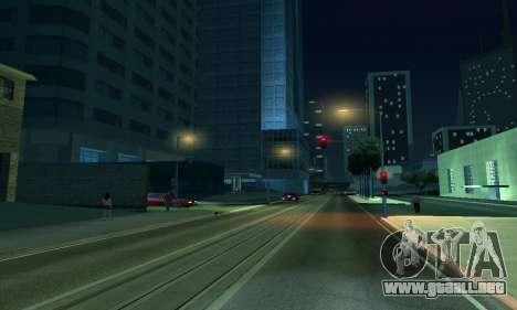 Terminó la construcción en San Fierro V1 para GTA San Andreas séptima pantalla