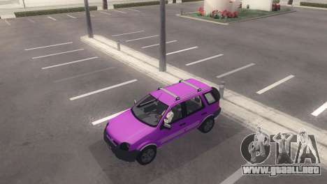 Ford EcoSport V2 para GTA San Andreas left