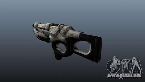 M-55 Argus para GTA 4 segundos de pantalla