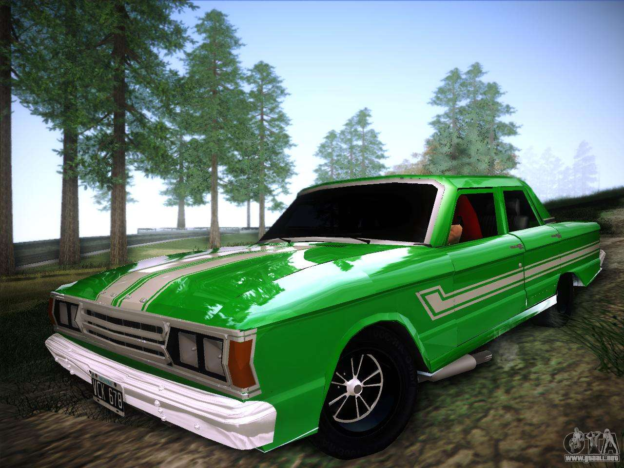 34726 Ford Falcon Sprint