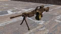Ametralladora ligera de HK MG4 para GTA 4