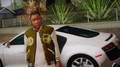 Franklin v. 2 piel para GTA San Andreas