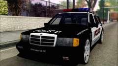 Mercedes-Benz 190E Evolution Police