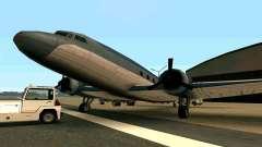 Un avión de Estados Unidos