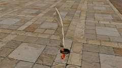 Espada de dos manos para GTA 4