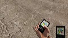 Tema de mariposa para tu teléfono para GTA 4