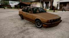El BMW M5 sedán para GTA San Andreas