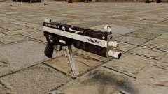La metralleta MP5 Head Crusher