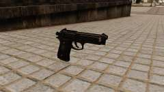 Pistola Beretta M92FS para GTA 4