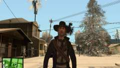 Ray Mccall Call Of Juarez para GTA San Andreas