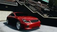 Mercedes-Benz CLS AMG para GTA 4