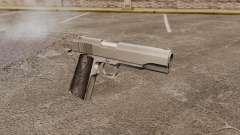 V3 pistola Colt M1911 para GTA 4