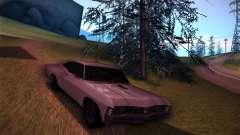 Playable ENB by Pablo Rosetti para GTA San Andreas