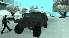 Hummer H1 del juego Resident Evil 5