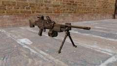 Ametralladora ligera de HK MG4