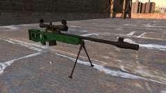 Rifle de francotirador SV-98
