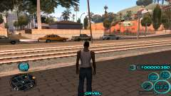 C-HUD Candy Project para GTA San Andreas