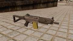 Automática SIG SG 552 Commando para GTA 4