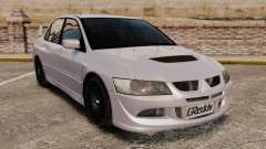 Mitsubitsi Lancer MR Evolution VIII 2004 Stock