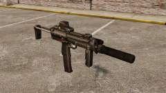 Ametralladora HK MP7 Sopmod para GTA 4