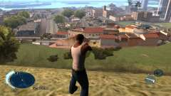 C-HUD Assasins Creed 3 III para GTA San Andreas