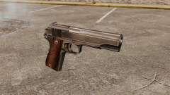 V4 pistola Colt M1911 para GTA 4