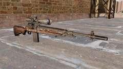 Rifle de francotirador M21