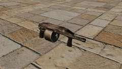 Pistola de cañón liso Protecta para GTA 4