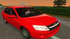 VAZ Grant 2190 Stock para GTA San Andreas