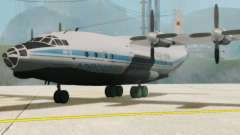 El an-12 Aeroflot