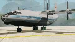 El an-12 Aeroflot para GTA San Andreas