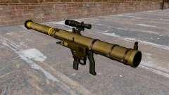 Lanzagranadas Mk153 SMAW hombro Mod 0
