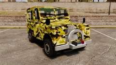 Land Rover Defender Antiguo para GTA 4